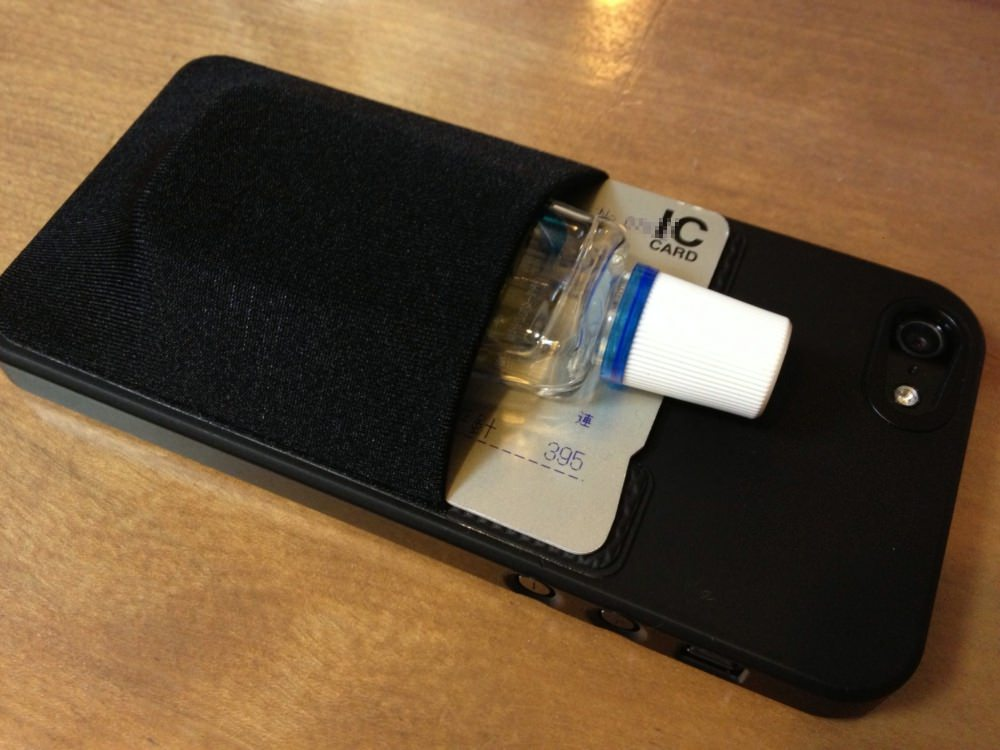 Sinfi pouch basic2 iphone iccard 09
