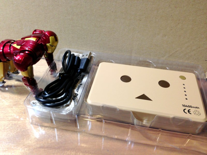 Cheero power plus danboard versison review 02