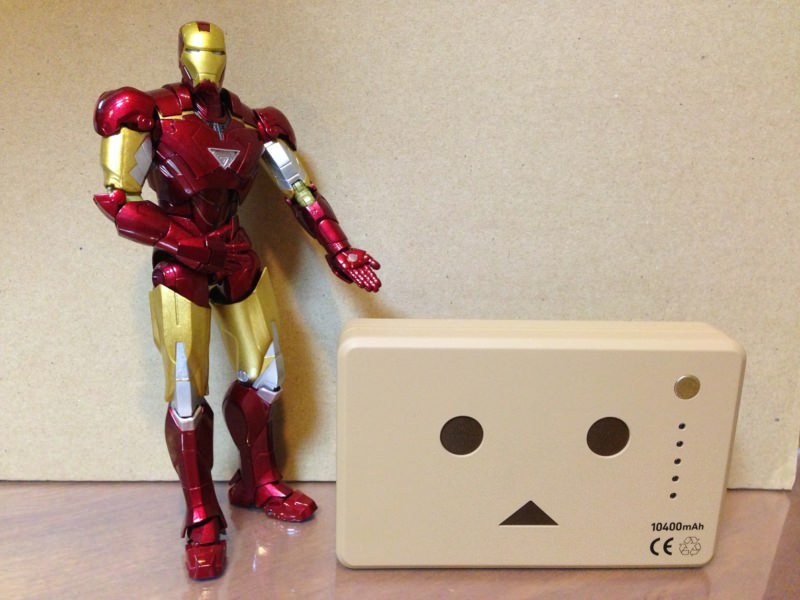Cheero power plus danboard versison review 03