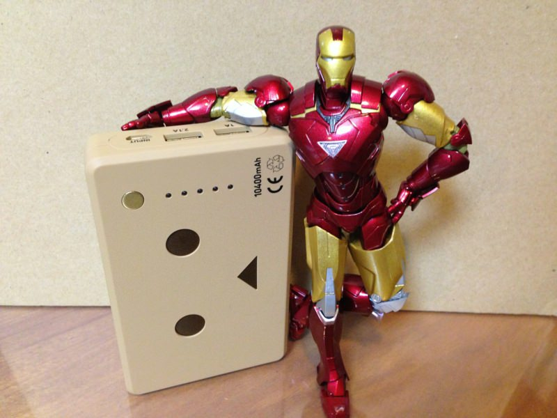 Cheero power plus danboard versison review 04