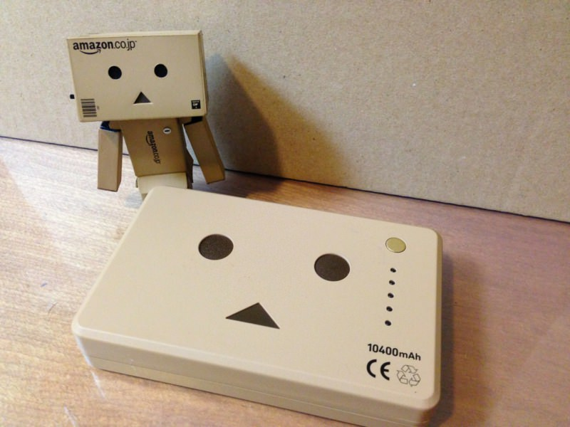 Cheero power plus danboard versison review 09