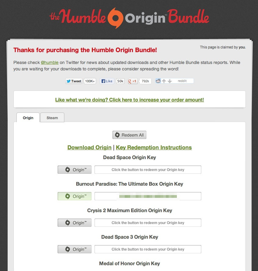 Humble bundle origin steam 06