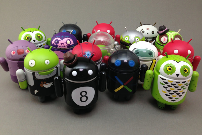 Android mini collectibls series 3 review 06