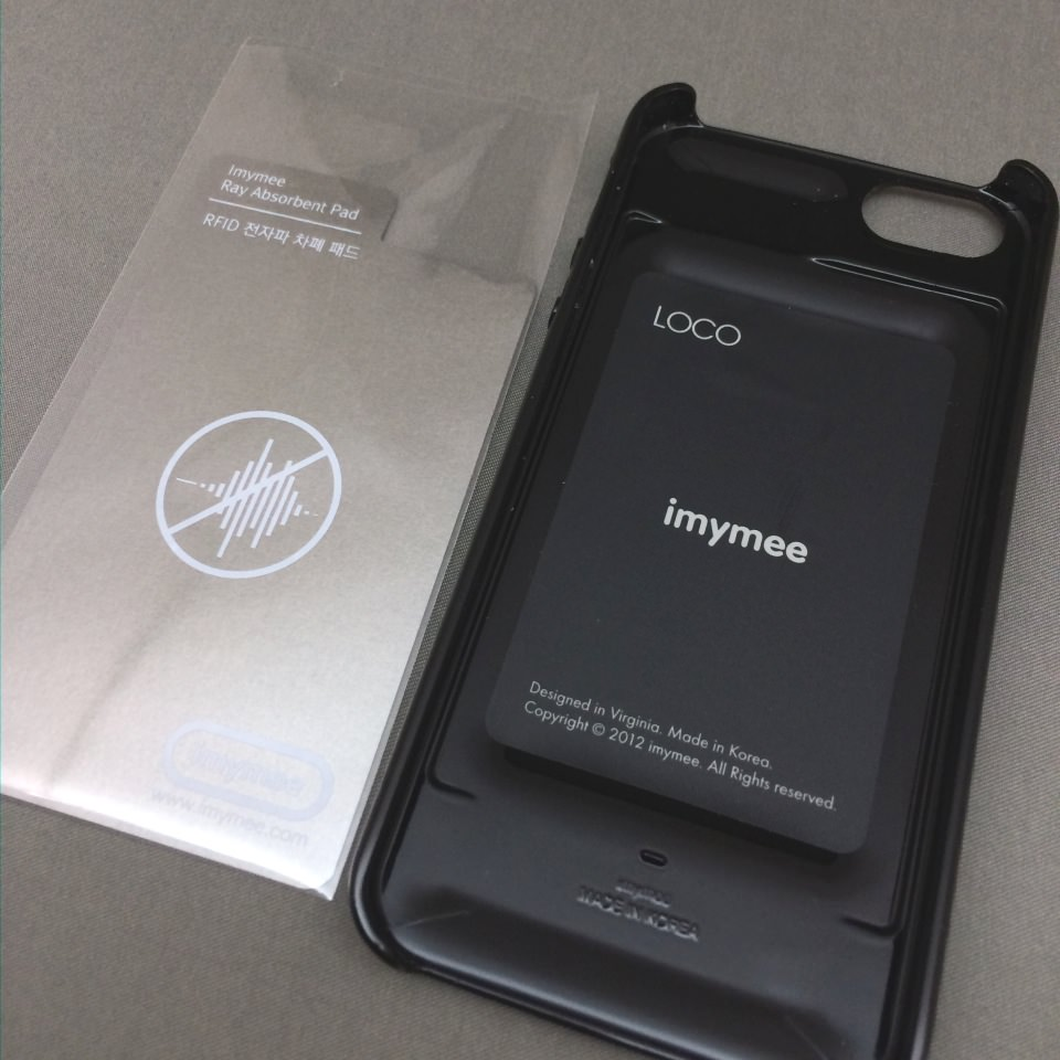 Imymee loco for iphone5 5s ic card case 03
