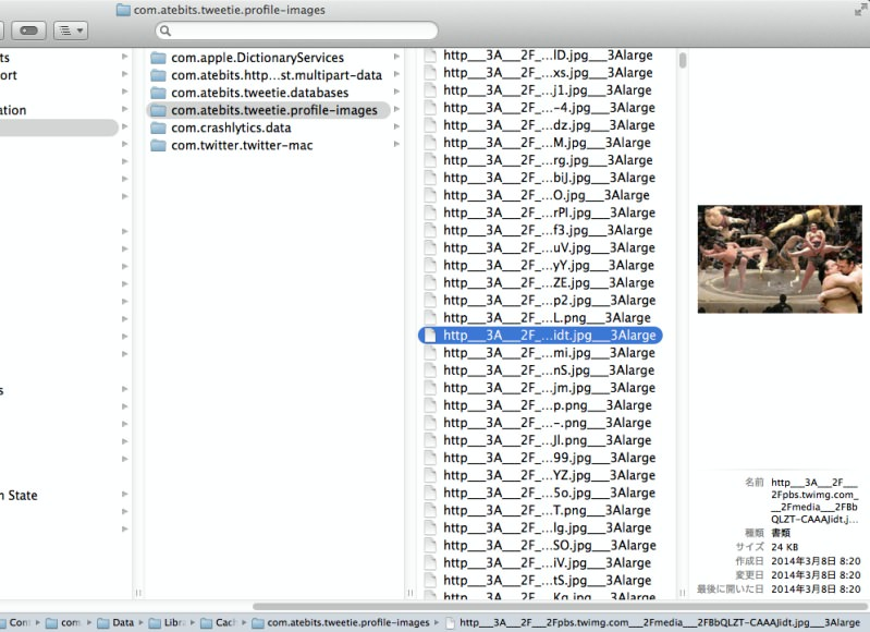 Twitter for mac image cache 02