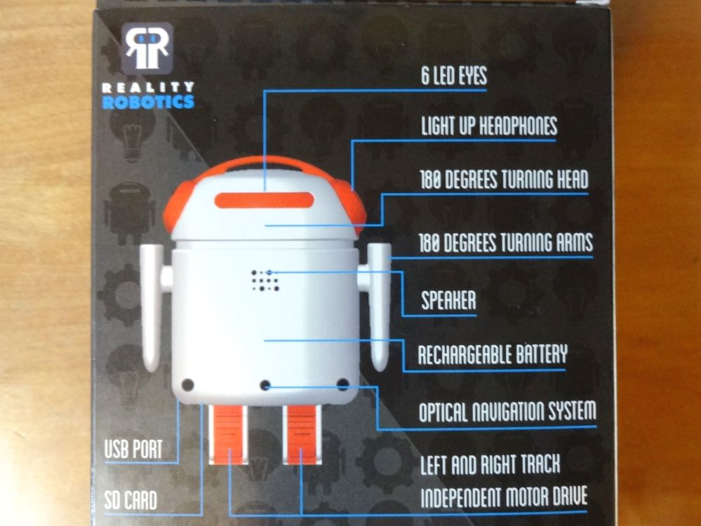 Bero be the robot bluetooth droidkun 02