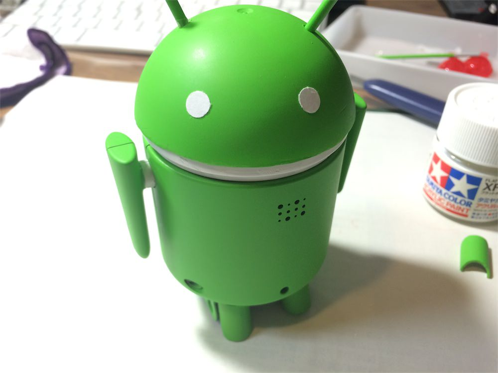 Bero be the robot android diy 00