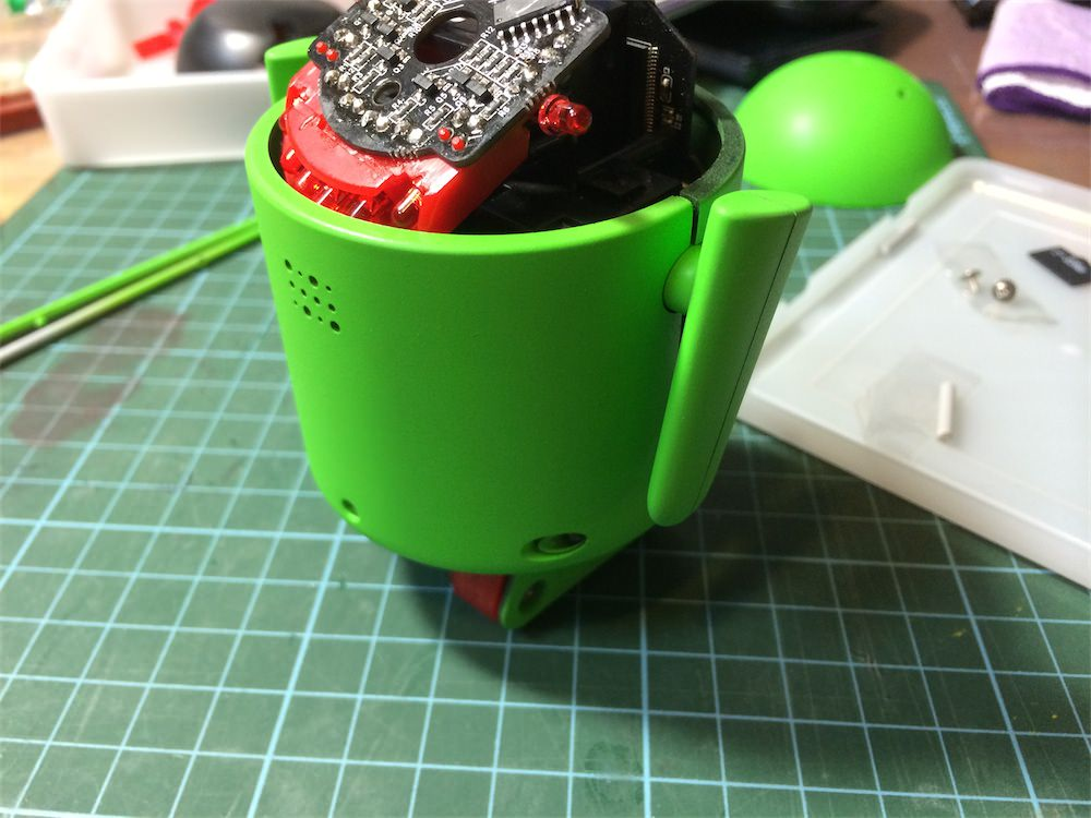 Bero be the robot android diy 21